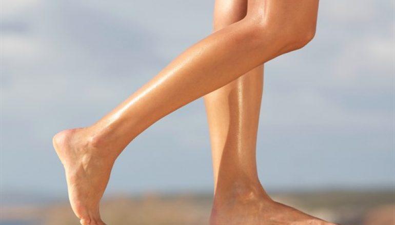 5 Αποτελεσματικά Βήματα Για Υγιή Και Βελούδινα Πόδια !!!