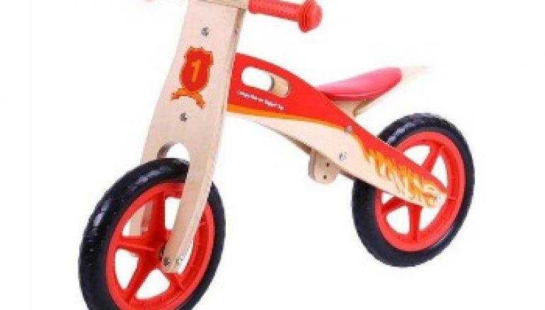 My First Balance Ride – Ξύλινο Ποδήλατο Ισορροπίας