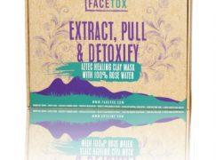 FACE TOX – Detox Μάσκα Προσώπου