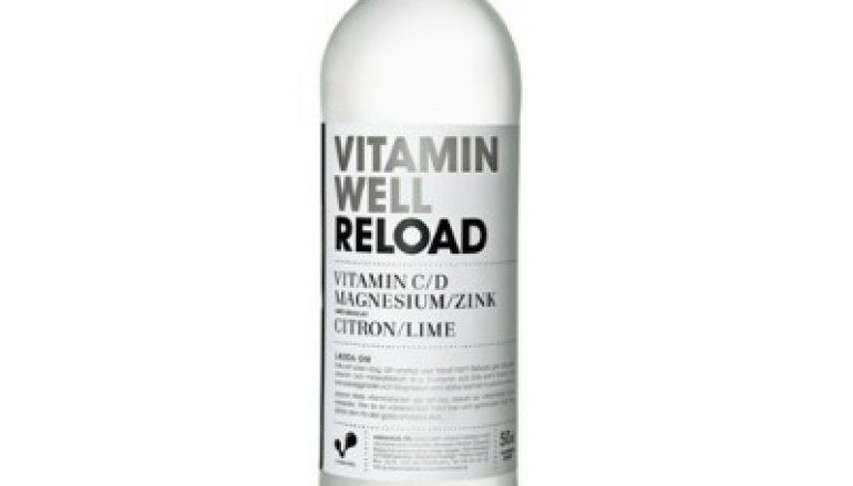 Vitamin Well Reload – Το βιταμινούχο νερό σου!