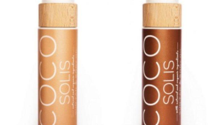Cocosolis – Sun Tan & Body Oil