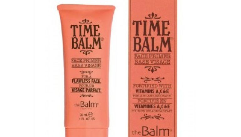 TimeBalm Face Primer – Ρυθμιστικό Βάσης
