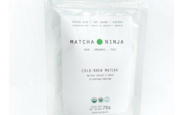 Matcha Ninja – Βιολογικό Πράσινο Τσάι