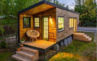 Μικρά σπίτια, μεγάλες ιδέες!