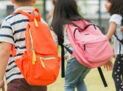 Η ιδανική τσάντα για τον παιδικό σταθμό