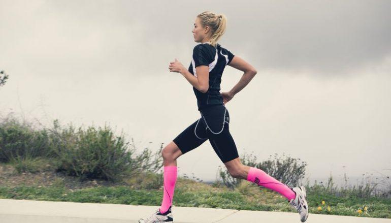 Κάλτσες συμπίεσης για αθλητικούς τύπους