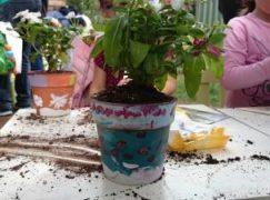 «Μικροί Κηπουροί με πινέλα»