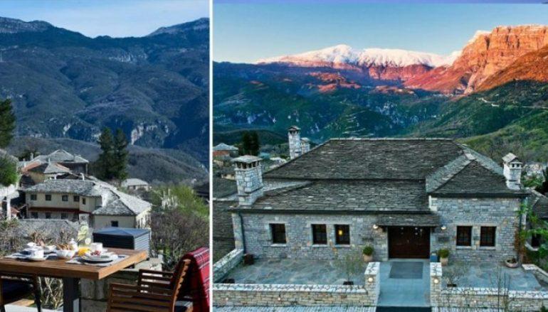 Ένα ορεινό ξενοδοχείο διεκδικεί την κορυφή του κόσμου!