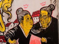 12 φωτογραφίες που αποδεικνύουν ότι η Λισαβόνα έχει τα καλύτερα Street Art έργα