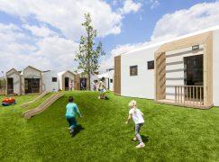 Η Γλυφάδα απέκτησε έναν παιδικό σταθμό με σύγχρονο design