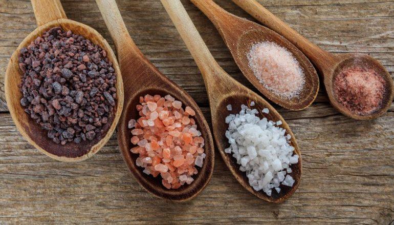 Όλα όσα πρέπει να γνωρίζετε για το αλάτι και ποιο να προτιμήσετε
