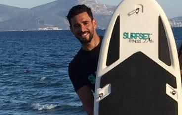 Surfset: Κάθε Δευτέρα δαμάζουμε την σανίδα του surf στο Placebo!