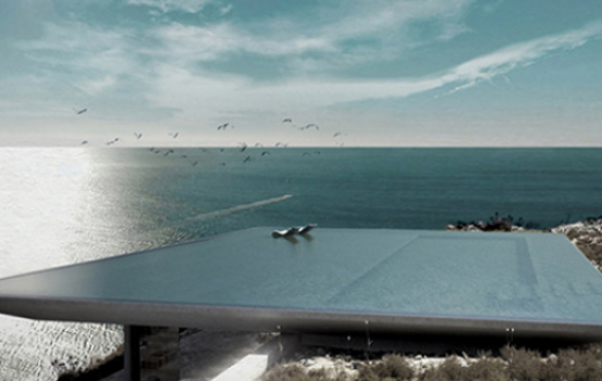 Η πιο εντυπωσιακή πισίνα του κόσμου βρίσκεται στην Τήνο!