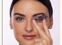 Ολόισια γραμμή eyeliner και smokey μακιγιάζ στα μάτια σας, εύκολα και γρήγορα!