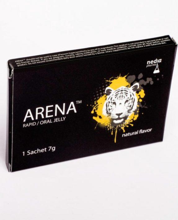 Arena: Ξυπνάει τη φύση σου!