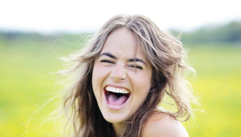 Χαμογελάτε, κάνει καλό!