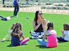 Yoga για παιδιά στο Ίδρυμα Σταύρος Νιάρχος
