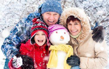Οι οικογενειακές διακοπές έχουν μακροχρόνια επίδραση στην ευτυχία των παιδιών
