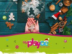 Το My Playce Γλυφάδας βάζει τα γιορτινά του και σας περιμένει!