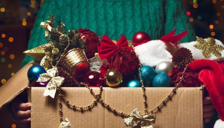5 ιδέες για γιορτινό σπίτι και χωρίς χριστουγεννιάτικο δέντρο