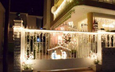 Που βρίσκεται το πιο φωταγωγημένο σπίτι στην Ελλάδα;