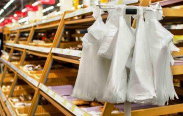 Τέλος η πλαστική σακούλα από το νέο έτος