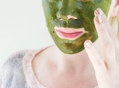 DIY μάσκα ομορφιάς με συστατικό το matcha!