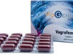 Viogenesis Vagrofen Forte για την κολπική ατροφία