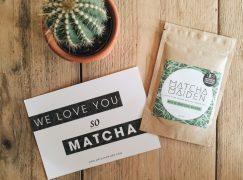 Ελάτε να δοκιμάστε το νέο Matcha Maiden!