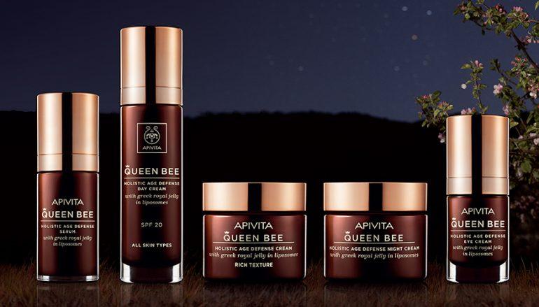 Apivita Queen Bee: H σειρά προϊόντων που σταματάει το χρόνο!
