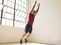 """Πεντάλεπτο πρόγραμμα γυμναστικής για όσους """"βαριούνται"""""""