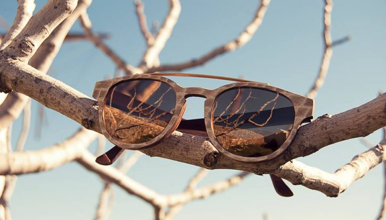 Τα χειροποίητα ξύλινα γυαλιά από τη Σύρο τώρα στο Placebo!  54c27deb1d0