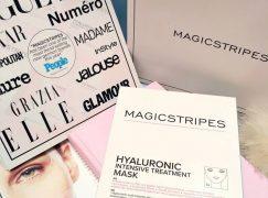 Μάσκα εντατικής φροντίδας με Υαλουρονικό by Magic Stripes