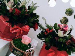 Λουλούδια για τους Βαλεντίνους και τις Βαλεντίνες σας!
