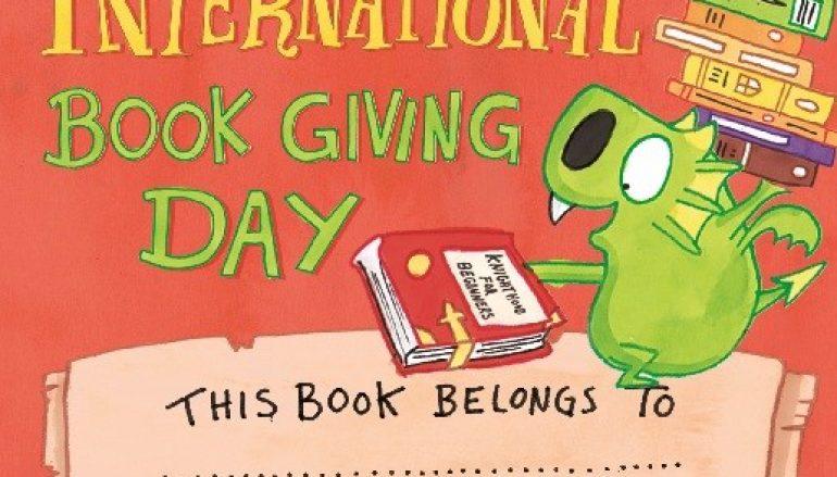"""Την Παγκόσμια Ημέρα """"Χάρισε ένα βιβλίο"""" γιορτάζει το Διαδραστικό Ευρωπαϊκό Σχολείο στη Βάρκιζα"""