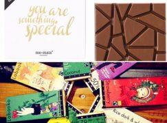 Σοκολάτα…το απόλυτο δώρο για την ημέρα του Αγίου Βαλεντίνου!