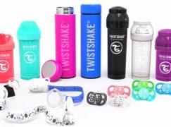 Twistshake: Τα πιο πρωτότυπα μπιμπερό, πιπίλες και θερμό!