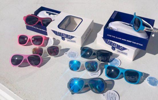 Τα παιδικά γυαλιά ηλίου Βabiators στο Placebo!