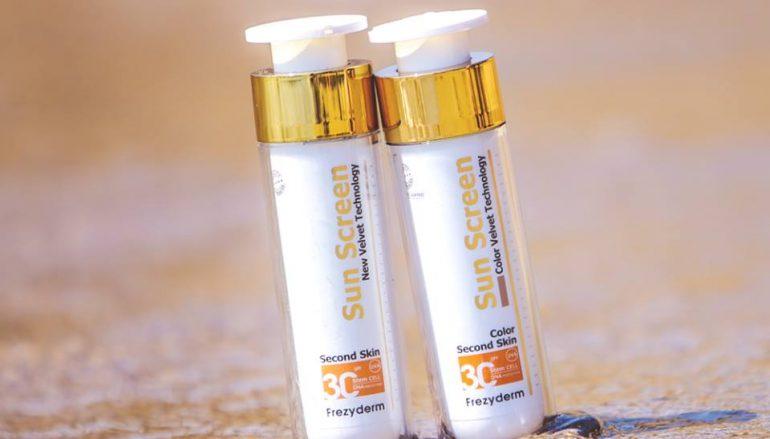 Frezyderm Sun Screen Colour Velvet Face: Αυτό είναι το Νο1 αντηλιακό σε πωλήσεις!