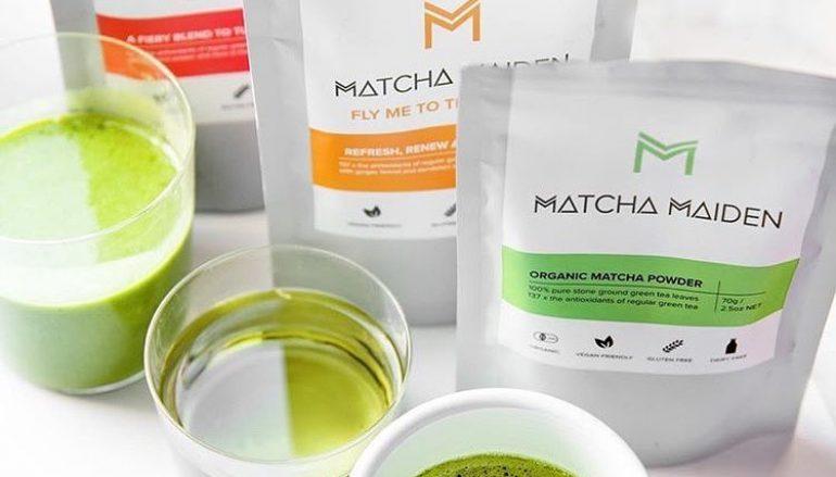Δοκιμάζουμε Matcha Maiden στο Placebo!