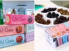 Oh!Gaia: Το τέλειο σνακ για το διάλειμμα στη δουλειά!