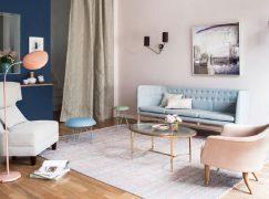 Τα χρώματα του σπιτιού που μειώνουν το στρες