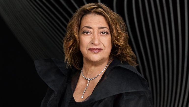 Zaha Hadid: Η αρχιτέκτων της οποίας τα έργα της δεν υπακούουν σε καμία αρχή στατικότητας