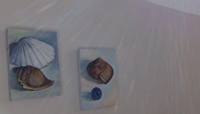 Έκθεση ζωγραφικής της Στέλλας Σεβαστοπούλου στο Placebo!
