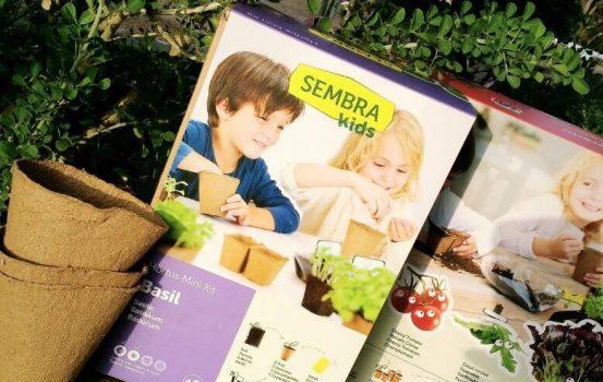Sembra Kids: Γλαστράκια για αρωματικά φυτά που θα ξετρελάνουν όλα τα παιδιά!