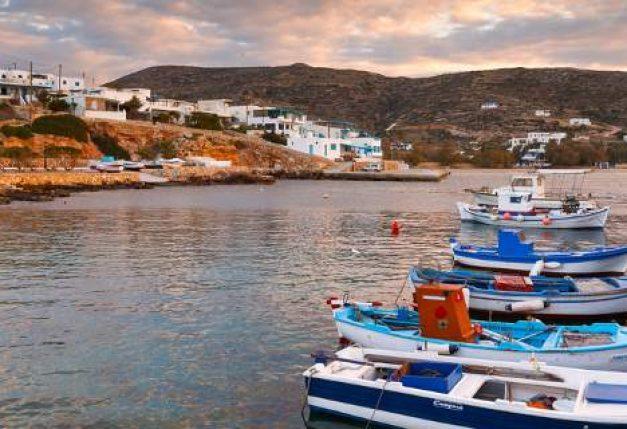 Τρία μικρά ελληνικά νησιά στους κορυφαίους προορισμούς της Ευρώπης για το 2018
