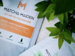 Matcha Maiden: O βασιλιάς των αντιοξειδωτικών και του πράσινου τσαγιού