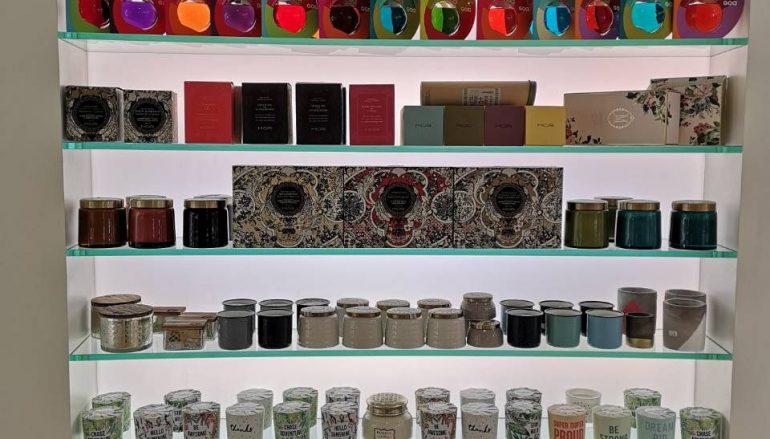 Νέο Placebo Home Corner με αρωματικά κεριά & diffuser που θα σας ενθουσιάσουν!