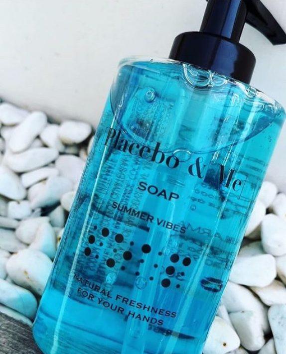 Placebo Summer Vibes: Κρεμοσάπουνο που μυρίζει καλοκαίρι!