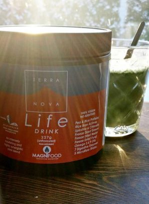 Terranova Life Drink: Το φυσικό boost του οργανισμού σου